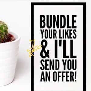 Other - Bundle 3+ items & I'll send you a private offer!🎁